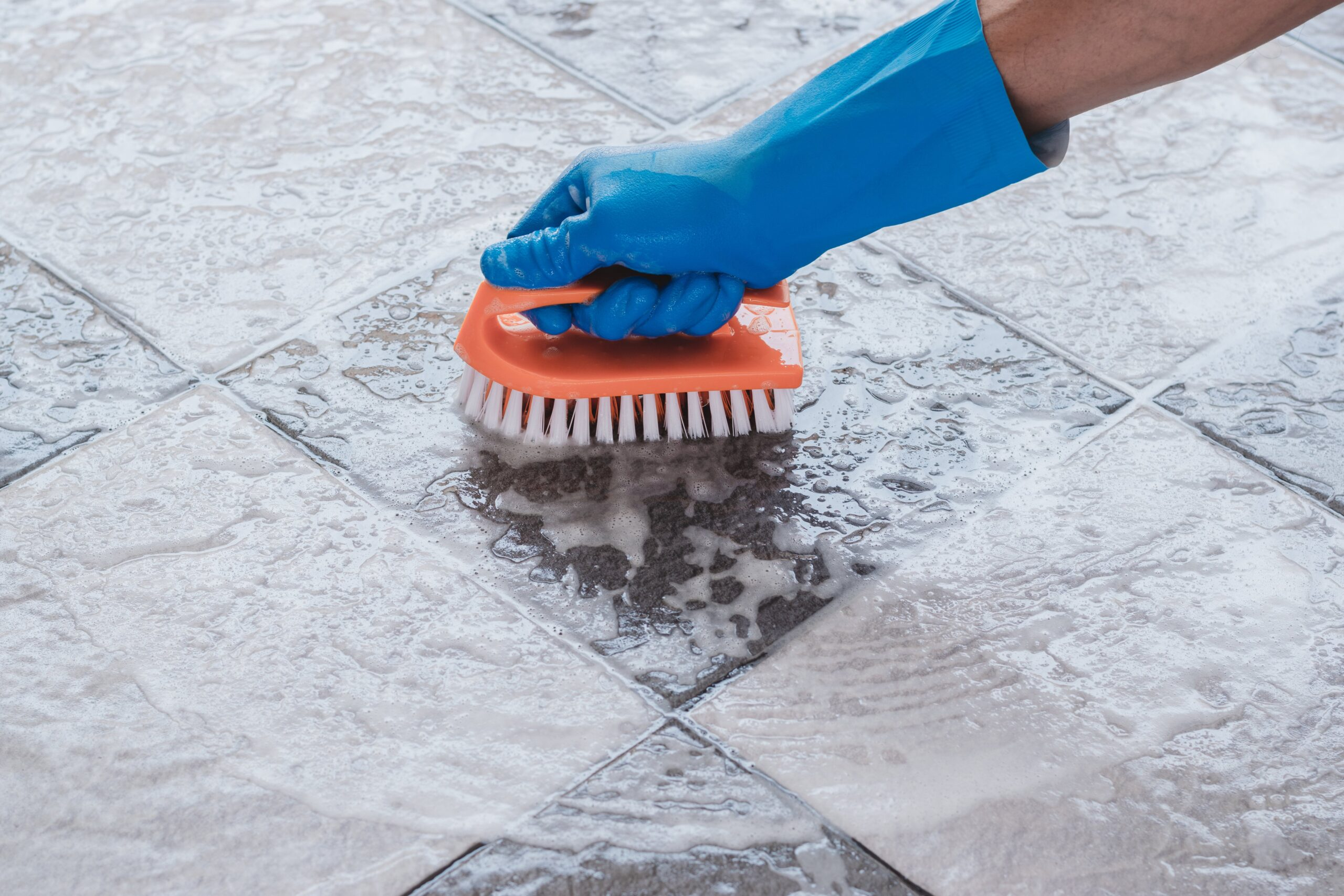 Marlborough Commercial Tile & Grout Cleaning