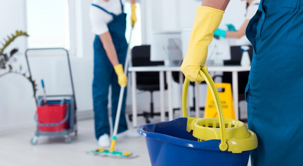 commercial cleaning companies dallas