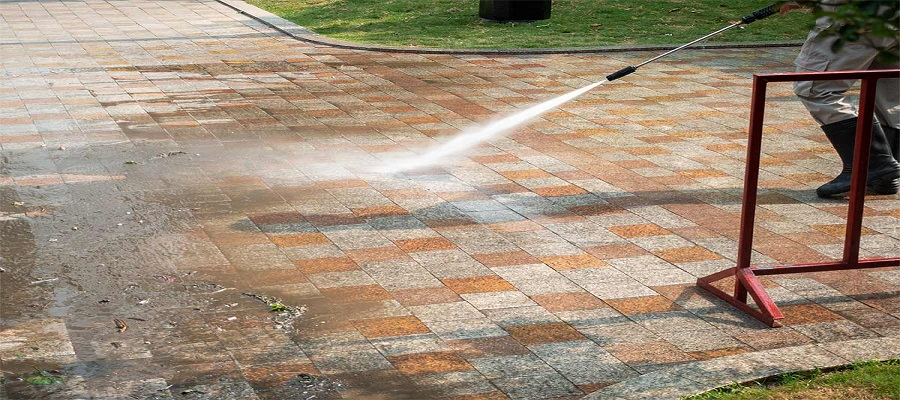 pressure washing Services brookline