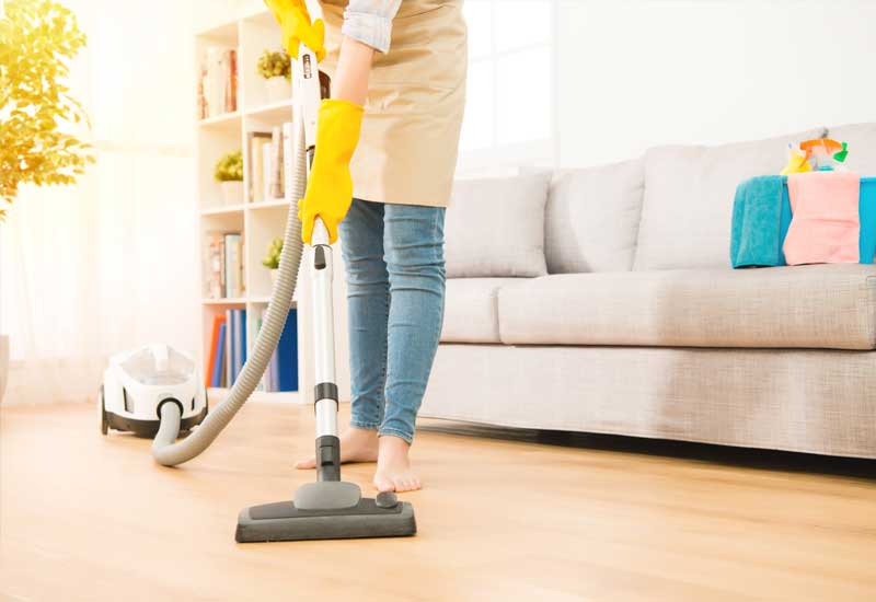 cleaning services in Sacramento CA